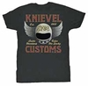 AMERICAN CLASSICS APPAREL MENS KNIEVEL CUSTOMS TEE