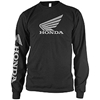 HONDA MENS CORPORATE WING LONG SLEEVE TEE