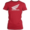 HONDA WOMENS BIG WING CORPORATE TEE