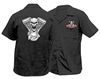 LETHAL THREAT MENS EVIL TWIN WORK SHIRT