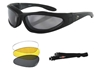 BOBSTER LOWRIDER II CONVERTIBLE AND INTERCHANGEABLE GLASSES
