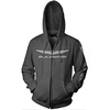 HONDA MENS GOLD WING CORPORATE LOGO ZIP HOODY