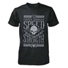 SPEED AND STRENGTH MENS BAND OF BROTHERS TEE