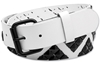 WESTSIDE ACCESSORIES SHARK TEETH BELT