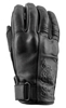 SPEED AND STRENGTH BLACK HEART LEATHER WOMENS GLOVES
