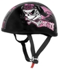 SKID LID ORIGINAL LETHAL THREAT BAD TO THE BONE HELMET