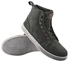 SPEED AND STRENGTH MENS BLACK NINE MOTO SHOES
