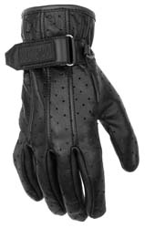 BLACK BRAND BREATH WOMENS GLOVES