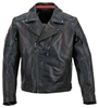 BLACK BRAND MENS SPONTANEOUS HUMAN COMBUSTION JACKET