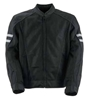 BLACK BRAND MENS VENTURI MESH JACKET