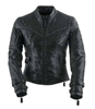BLACK BRAND WOMENS BRAZILIAN WAX JACKET