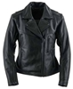 BLACK BRAND WOMENS ENCHANTRESS LEATHER JACKET
