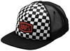 100% MENS CHECKERS HAT