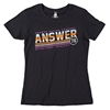 ANSWER WOMENS ASCEND TEE