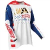 ANSWER RACING MENS A21 ELITE REDZONE JERSEY