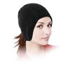SCHAMPA FLEECE PONY TAIL SKULLCAP