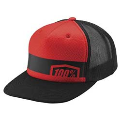 100 PERCENT YOUTH QUEST SNAPBACK HAT