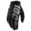100 PERCENT MENS BRISKER COLD WEATHER GLOVES