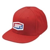 100% MENS ESSENTIAL FLEX FIT HAT