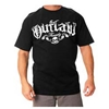 OUTLAW THREADZ MENS LOGO TEE