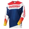 ANSWER RACING MENS A21 SYNCRON CHARGE JERSEY