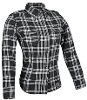 SPEED AND STRENGTH WOMENS SMOKIN ACES REINFORCED MOTO SHIRT