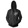 SPEED AND STRENGTH MENS CORPORATE ZIP HOODY