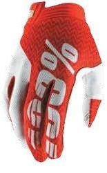 100 PERCENT MENS iTRACK GLOVES