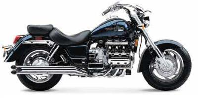 COBRA HONDA BOULEVARD EXHAUSTS COMPLETE SYSTEM