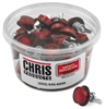 CHRIS PRODUCTS MINI LICENSE PLATE REFLECTORS