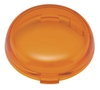 CHRIS PRODUCTS REPLACEMENT LENS FOR DEUCE STYLE TURN SIGNAL LAMPS