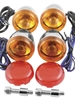 CHRIS PRODUCTS DEUCE STYLE FRONT AND REAR TURN SIGNAL KIT