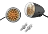 SIGNAL DYNAMICS AMBER LED BULLET LIGHT