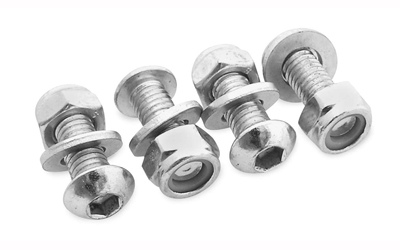 BOLT LICENSE PLATE FASTENER KIT