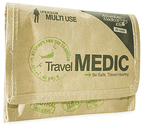 ADVENTURE MEDICAL KITS TRAVEL MEDIC KIT