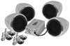 BOSS AUDIO SYSTEMS 1,000-WATT BLUETOOTH 3 IN. SPEAKER KIT