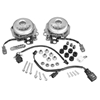SHOW CHROME ACCESSORIES LED FOG LIGHT KIT