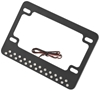 GYB PRODUCTS CUSTOM STOPPER LED LICENSE PLATE FRAME