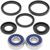ALL BALLS RACING WHEEL BEARING AND SEAL KITS