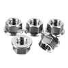 PRO-BOLT STAINLESS STEEL SPROCKET NUTS
