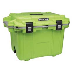 PELICAN INJECTION MOLDED ELITE COOLERS