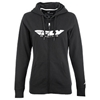 FLY CORPORATE ZIP-UP WOMENS HOODY