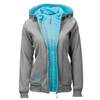FLY TRACK ZIP-UP WOMENS HOODY