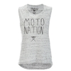FLY NATION MOTO MUSCLE TEE