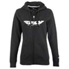 FLY CORPORATE WOMENS ZIP UP HOODIE