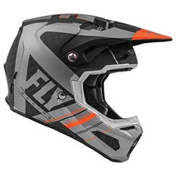 FORMULA CARBON VECTOR YOUTH HELMET