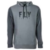 FLY BADGE PULLOVER HOODIE