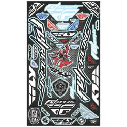FLY RACING STICKER SHEETS