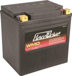 HARDDRIVE WMD LITHIUM BATTERIES