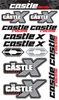 Castle Decal Sheet